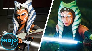 Top 10 Best Ahsoka Moments