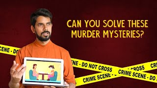 Can You Solve These Murder Mysteries? | Ok Tested