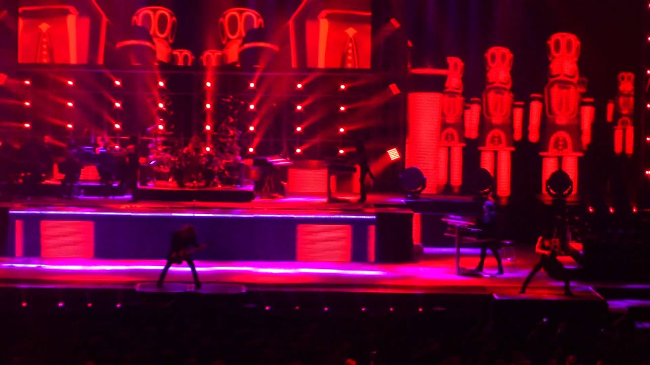 Trans-Siberian Orchestra 11/18/15: 17 - A Mad Russian's ...