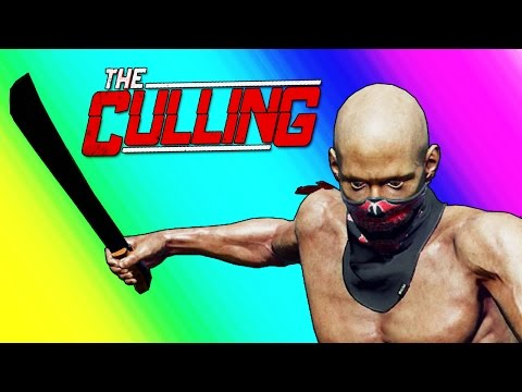 Thumbnail: The Culling Funny Moments - Coach Nogla (Hunger Games / Battle Royale)