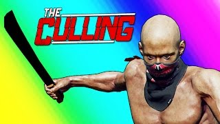 the culling funny moments coach nogla hunger games battle royale