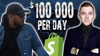 How Victor Munoz reached $100,000 PER DAY Shopify Dropshipping