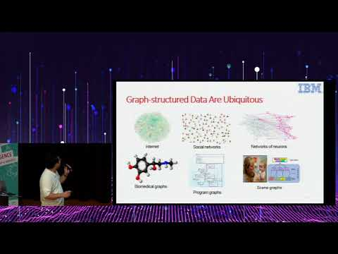 MLAI 2019 #11. Lingfei Wu  Graph-to-Sequence Learning in Natural Language Processing