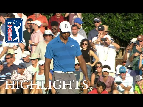 Tiger Woods' Highlights | Round 3 | TOUR Championship 2018