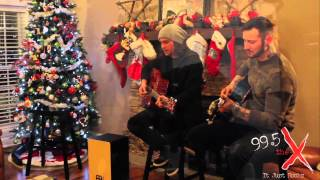 Devour The Day - The Drifter LIVE (Acoustic) - 99.5 The X