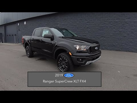 Ford Ranger XLT SuperCrew FX|In Depth Review|Test Drive