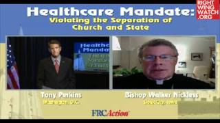 Nickless: Contraception Mandate A Plot By The Devil That Must Be Violently Opposed