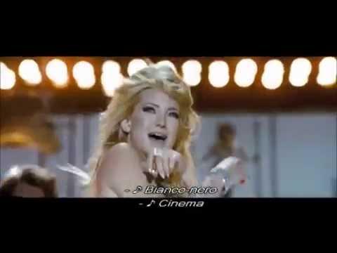 Kate Hudson Nine   Cinema Italiano Full Scene, With Lyrics