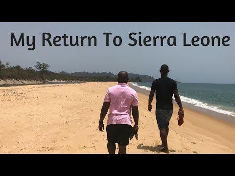 Sierra Leone Trip| My way back home