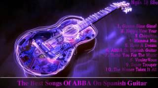 Những Bản Nhạc Hay Nhất Của ABBA   Được Chơi Bằng Guitar