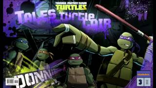 Teenage Mutant Ninja Turtles 2012 Ep. 0 Tales from the turtle lair