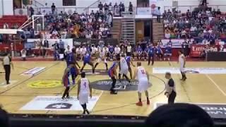 Mighty sport Philippines  vs UAE - Dubai international basketball championship 2020