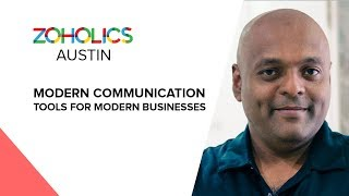 Modern Communication Tools for Modern Businesses - Rajendran Dandapani