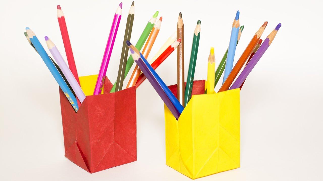 этой глубокой картинки карандаши и ручки своими руками сначала высоком жару