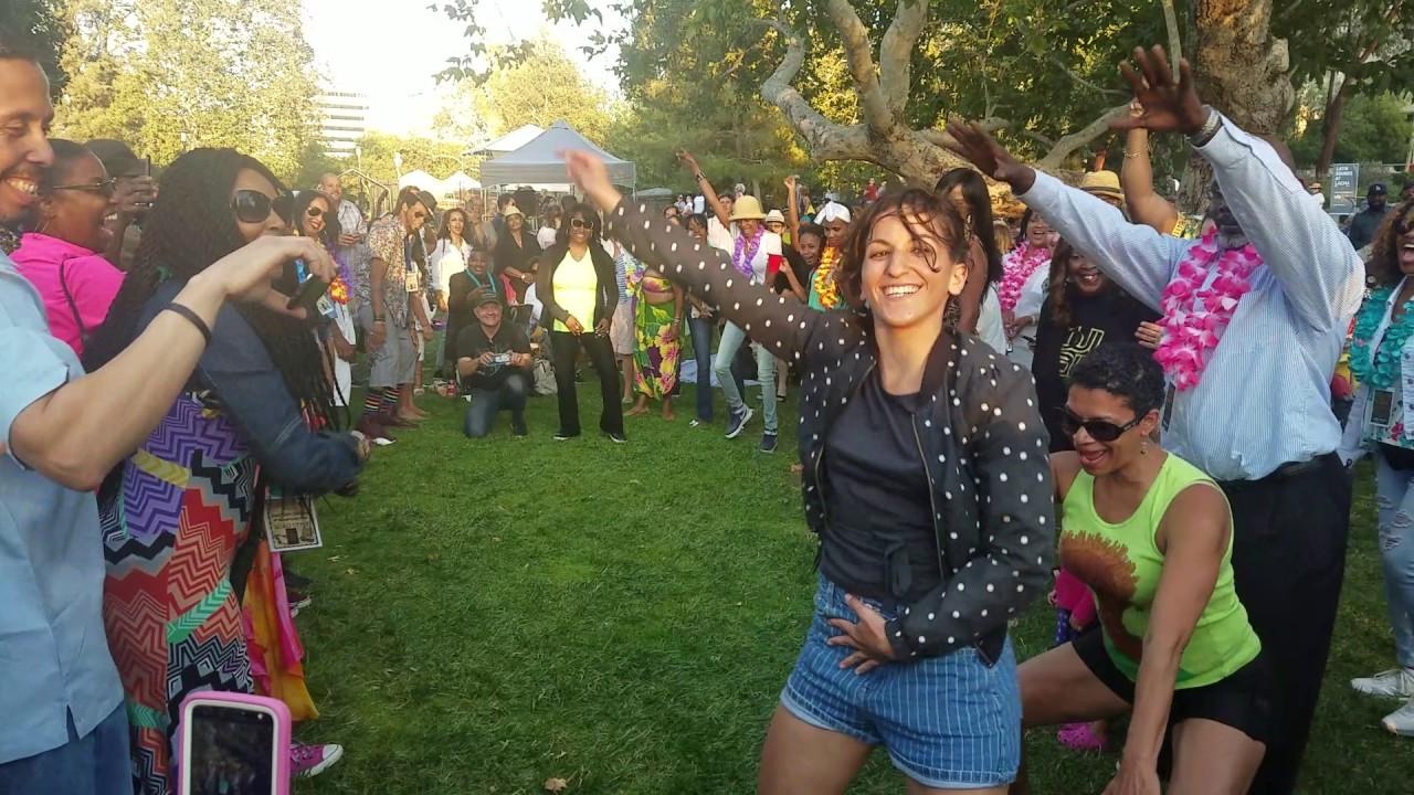 Soul Train Dancers Alumni Annual Picnic 2017 Pt 2