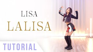 Lisa Lalisa Dance Tutorial Explanation And Mirrored Ellen And Brian