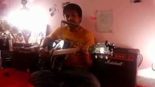 Yeh dosti hum nahin......harmonica cover....Vineet Vandy....