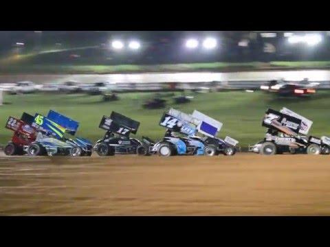 Bloomington Speedway Indiana RaceSaver Feature 4/29/2016 Perrott45 Racing