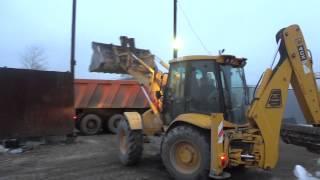 Аренда экскаватора-погрузчика JCB 4CX(ООО