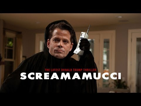 If Anthony Scaramucci Was In Scream (Screamamucci)