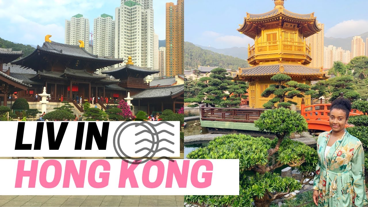 Chinese New Year at Chi Lin Nunery : Liv in Hong Kong 7