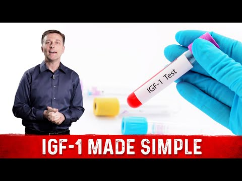 Understanding IGF-1 (Insulin-Like Growth Factor) in Simple Terms