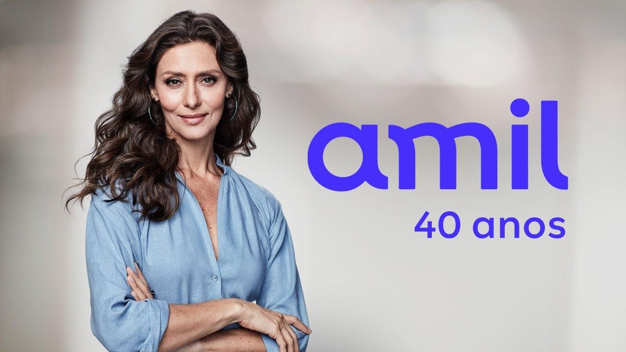 Amil | 40 anos