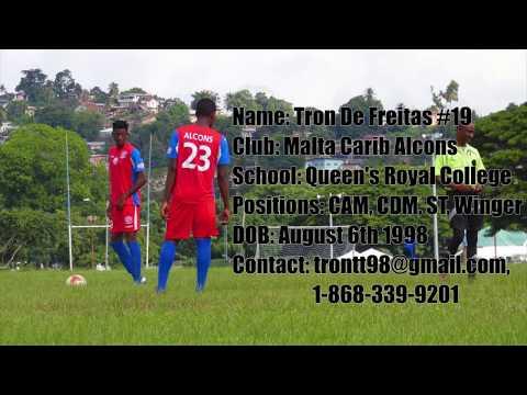 Tron De Freitas North Zone Premier League Highlights