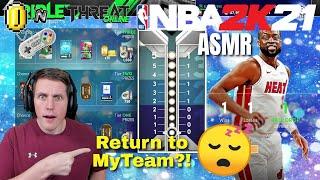 ASMR Gaming Relaxing NBA 2K21 …