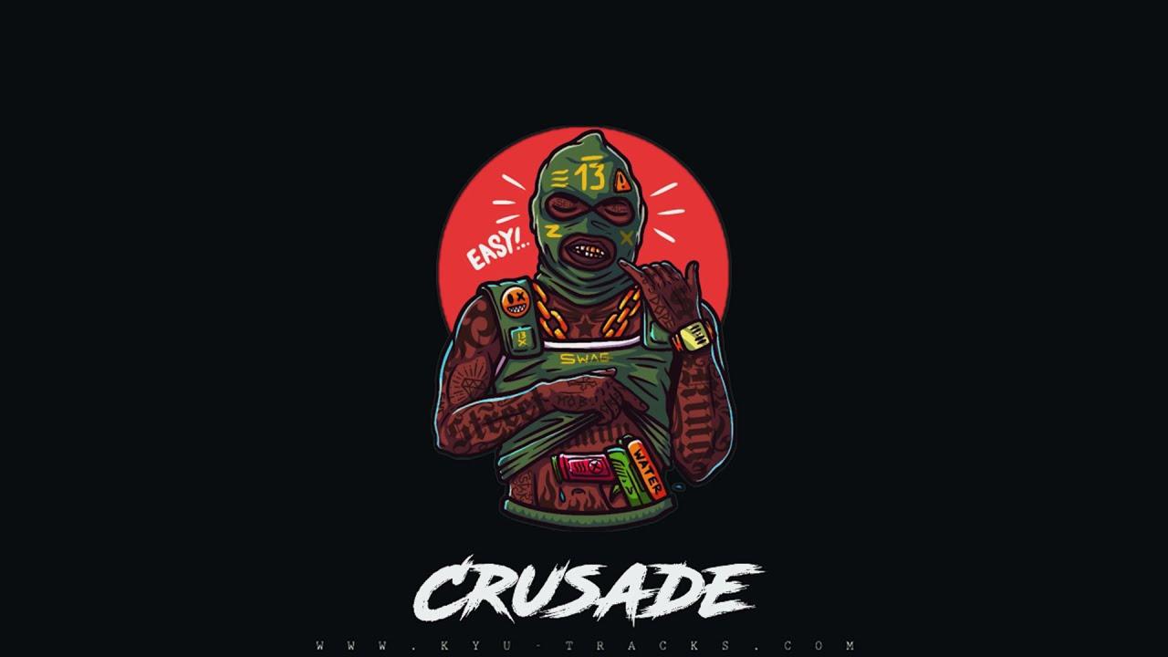 "Dope Rap Trap Beat ""CRUSADE"" | Sick Rap Instrumental | #rapinstrumental (prod. Fade)"