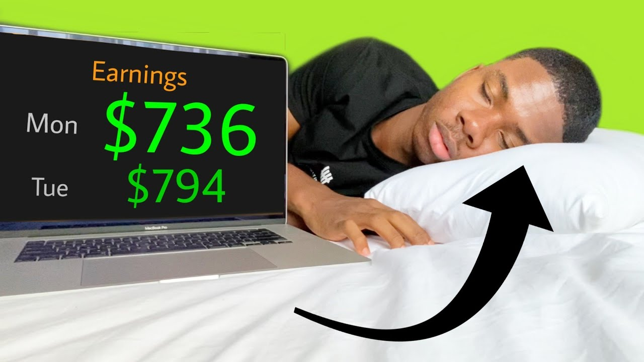 MONEY MAKING APPS THAT PAY ME WHILE I SLEEP (Passive Income Apps 2020)