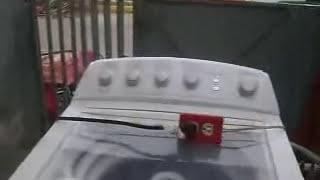 Lavadora easy no centrifuga