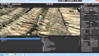 УРОКИ(Unity3D)Создание земли и обьектов #1