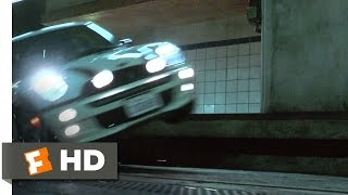 Into The Subway - The Italian Job (5/8) Movie CLIP (2003) HD