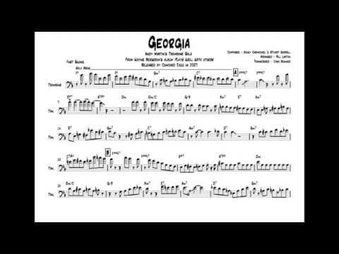 Georgia - Andy Martin