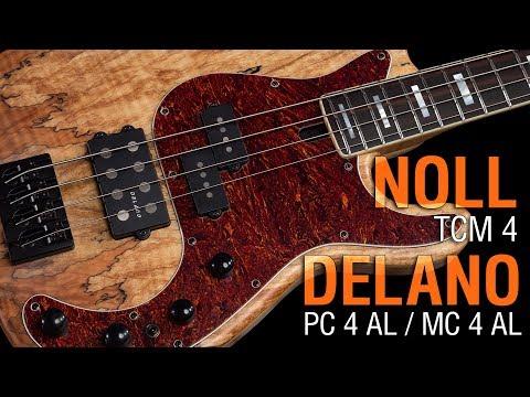 Delano PC 4 AL & MC 4 AL + Noll TCM4