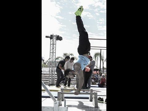 BATTLE OF THE BARS MEXICO @THESHOWOFFZ AND WORLD CALISTHENICS ORGANIZATION BEYOND RAW STRENGTH