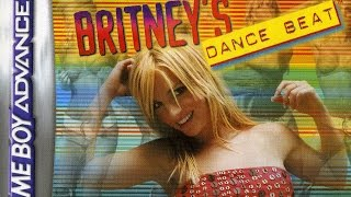 CGR Undertow - BRITNEY'S DANCE BEAT review for Game Boy Advance