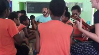 Be Happy Music Club plays One Love of Bob Marley