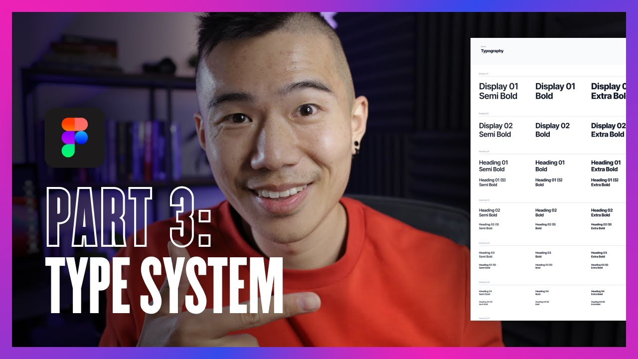 Create a Figma Design System - Type Styles (Part 3)