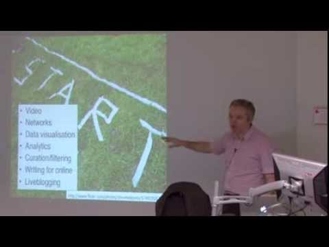 Prof. Martin Weller - Digital Scholarship lessons in 10 videos (3)