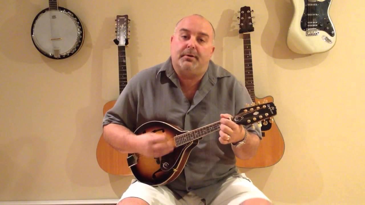 How To Play Copperhead Rd Steve Earle Cover Easy Mandolin 3