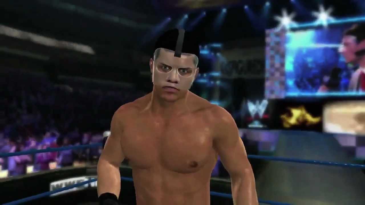 WWE'12 Cody Rhodes Entrance HD YouTube