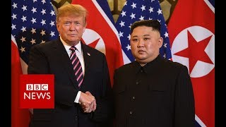 Trump and Kim to start Vietnam summit with dinner - BBC News