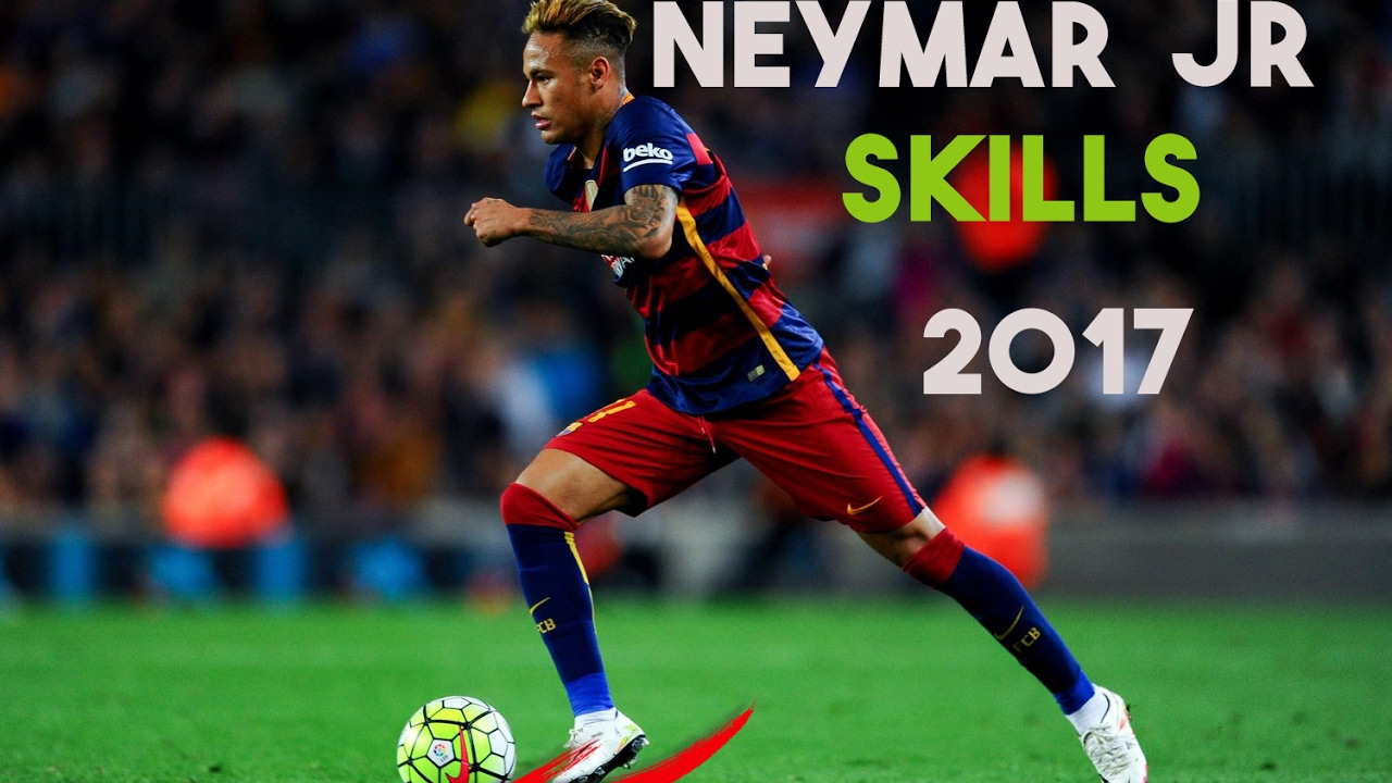 Neymar Jr 2017 Dribbling Skills|| HD - YouTube