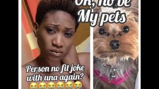 akah bants lets talk oge okoye and kenya moore s dogs ft chef fregz fk