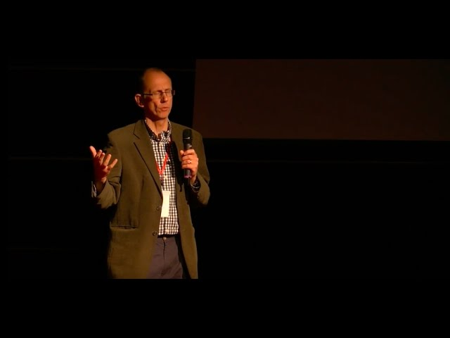 How to think differently about the economy | Dave Elder-Vass | TEDxLoughboroughU
