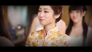 香港最佳婚禮精華影片金獎 2015 -「聽著愛 」