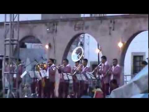 Banda Águilas de Victor Aguilar, Obertura Clasica, Caballería Ligera