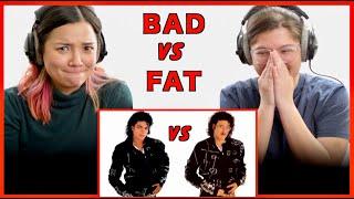 Fan Girls React to Weird Al and Michael Jackson
